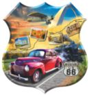 Show Me the Highway - 1000pc Shaped Jigsaw Puzzle By Sunsout