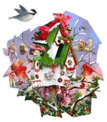 Shaped Jigsaw Puzzles - Treetop Holidays