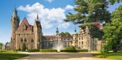 Hard Jigsaw Puzzles - Moszna Castle, Poland