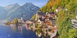 Hard Jigsaw Puzzles - Hallstatt, Austria