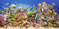 Hard Jigsaw Puzzles - Underwater Life