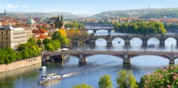 Hard Jigsaw Puzzles - Vltava Bridges In Prague
