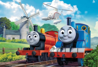 Jigsaw Puzzles for Kids - Thomas & Friends™ - Windmill