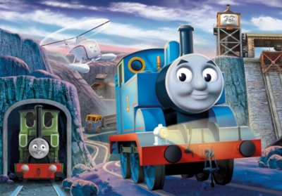 Jigsaw Puzzles for Kids - Thomas & Friends™ - Quarry Time