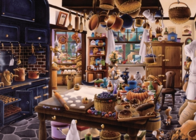 Jigsaw Puzzles - The Bakery