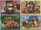 Life with Mike, 4 in a Box - 12, 16, 20, 24pc Jigsaw Puzzle By Ravensburger