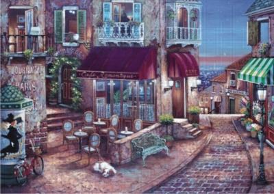 Perre Jigsaw Puzzles - Café Romantique