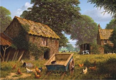 Perre Jigsaw Puzzles - Farmyard