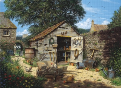 Perre Jigsaw Puzzles - Potting Shed