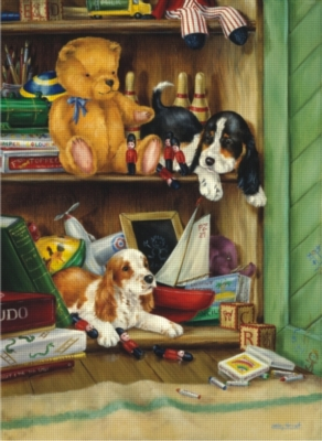 Perre Jigsaw Puzzles - Intruders
