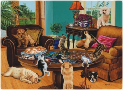 Perre Jigsaw Puzzles - Puzzler's Helpers