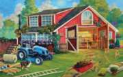 Jigsaw Puzzles - The Tool Shed