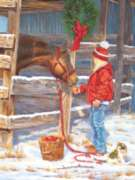 Large Format Jigsaw Puzzles - Winter