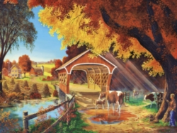 Jigsaw Puzzles - Autumn Morning