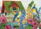 Country Cottage - 300pc Large Format Jigsaw Puzzle by Eurographics