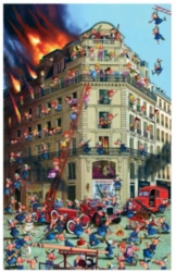 Hard Jigsaw Puzzles - Ruyer: Fire Brigade