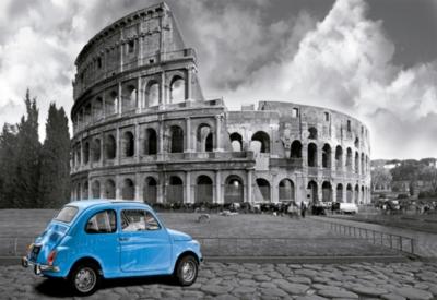 Educa Jigsaw Puzzles - Coliseum, Rome