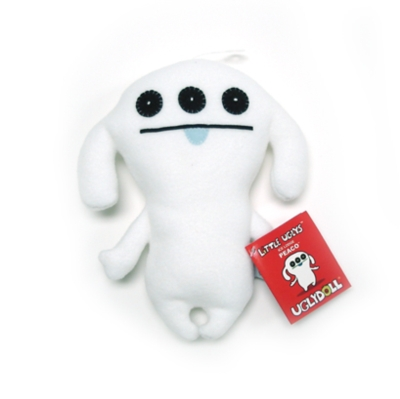 Ice Lodge Peaco - 7'' Little Uglys by Uglydoll