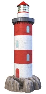 3D Puzzles - Coastal Lighthouse