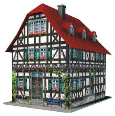 3D Puzzles - Medieval House