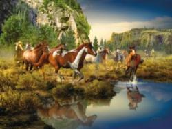 Ravensburger Jigsaw Puzzles - Wild Horses