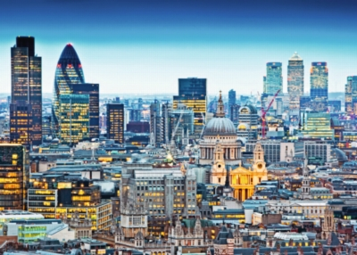 Ravensburger Jigsaw Puzzles - Over the Roofs of London