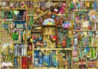 Bizarre Bookshop 2 - 1000pc Jigsaw Puzzle By Ravensburger