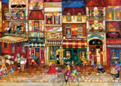 Ravensburger Jigsaw Puzzles - Streets of France