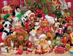 Springbok Jigsaw Puzzles - Holiday Playtime
