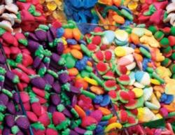 Springbok Jigsaw Puzzles - Fruit Flavors