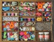 Springbok Jigsaw Puzzles - The Sewing Box