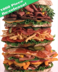 Springbok Jigsaw Puzzles - Snack Stack