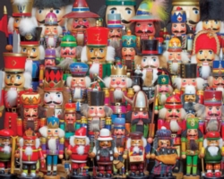 Springbok Jigsaw Puzzles - Nutcracker Collection