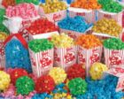 Technicolor Treats - 1000pc Jigsaw Puzzle by Springbok