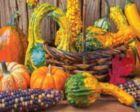 Harvest Colors - 1500pc Jigsaw Puzzle by Springbok
