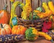 Springbok Jigsaw Puzzles - Harvest Colors