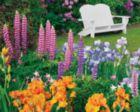 Garden Retreat - 1500pc Jigsaw Puzzle by Springbok