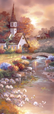 Jigsaw Puzzles - Morning of Peace