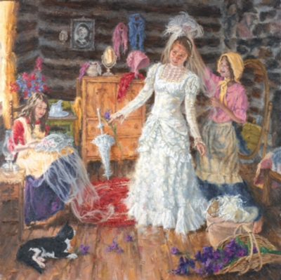 Jigsaw Puzzles - Bride to Be