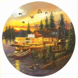 Jigsaw Puzzles - Rusty's Retreat