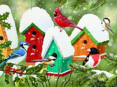 Jigsaw Puzzles - Winter Village