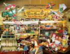An Old Fashioned Toy Shop - 1000pc Large Format Jigsaw Puzzle By Sunsout