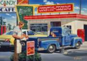 Jigsaw Puzzles - Country Cooking