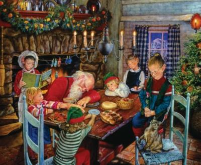Jigsaw Puzzles - The Patient Elves