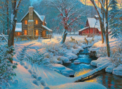 Jigsaw Puzzles - Warm and Cozy