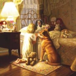 Jigsaw Puzzles - Bedtime Prayer