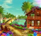 Island Dreams - 300pc Large Format Jigsaw Puzzle By Sunsout
