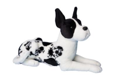 Major Great Dane - 20'' Dog By Douglas Cuddle Toy