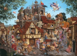 Jigsaw Puzzles - Rhymes and Reasons