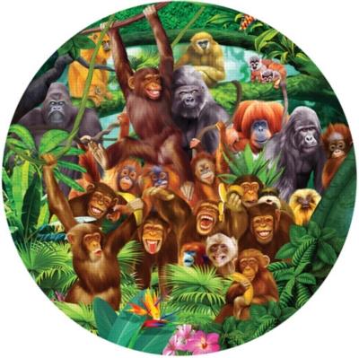 Jigsaw Puzzles - Monkey Lane